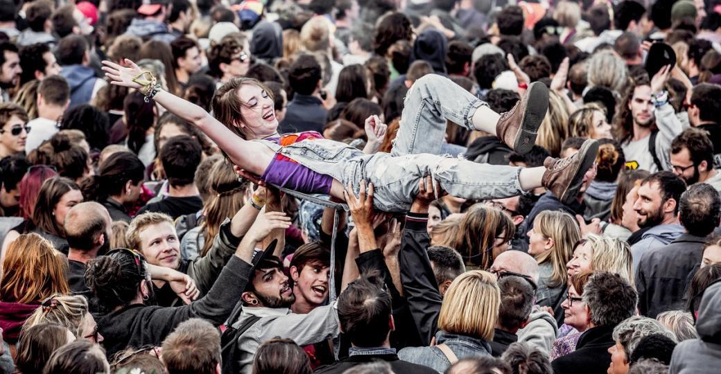 Les Vieilles Charrues, Download Festival, Musilac... Les annonces qu'il ne fallait pas manquer cette semaine