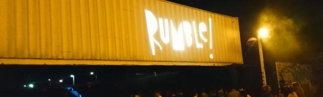 Rumble Festival, entre bass culture et convivialité