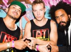 Major Lazer « on va retourner la plage pendant 2 heures ! »