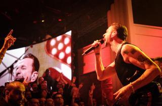 Depeche Mode en tête d'affiche du Festival Beauregard 2018