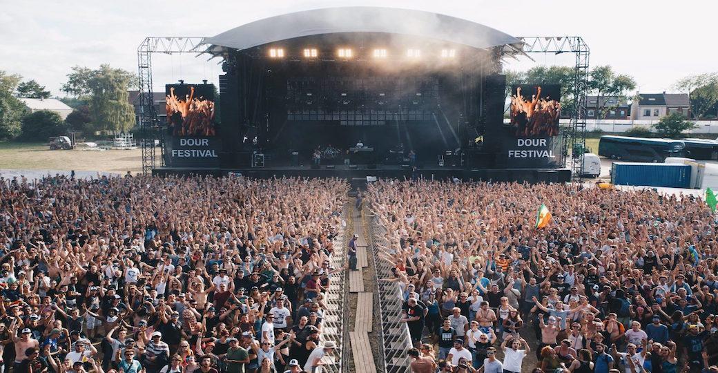 Action Bronson, The Chemical Brothers & Ministry : Dour annonce 24 nouveaux noms