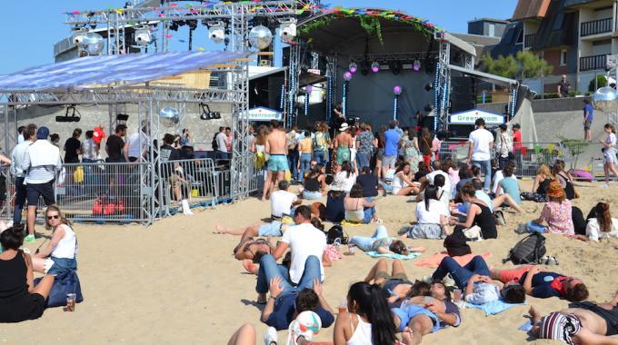 Cabourg Mon Amour 2019, on a célébré l'amour à la plage