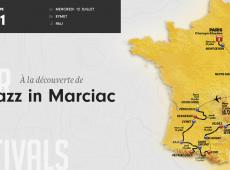 Etape 11 -  203,5 km – Jazz et foie gras à Marciac