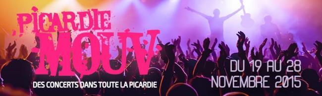Le Picardie Mouv fête ses 10 ans du 19 au 28 novembre