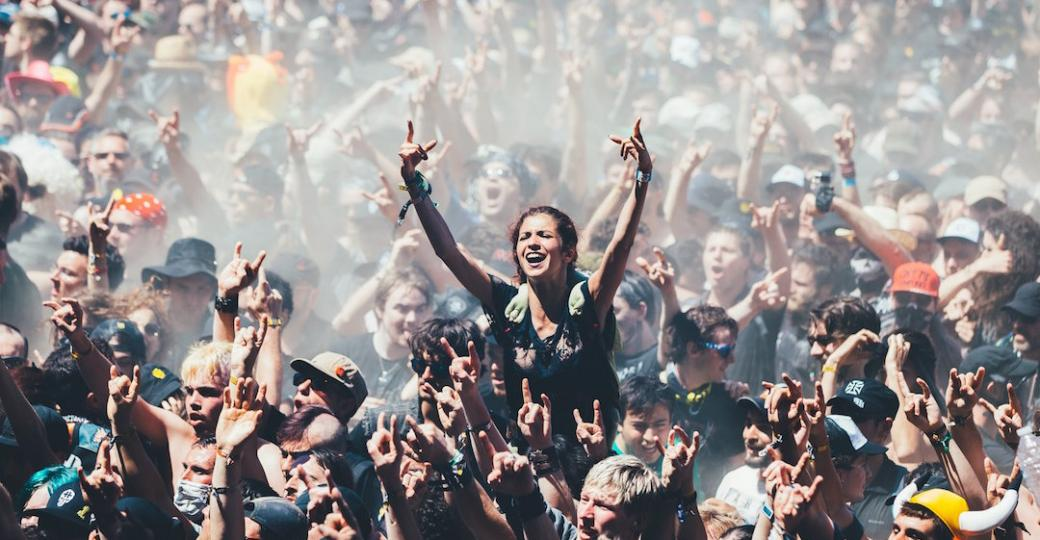 Hellfest, Freemusic Festival, Biches Festival, Catalpa Festival, La Bonne Aventure...