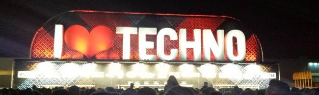 I Love Techno, la soirée belge de l'amour