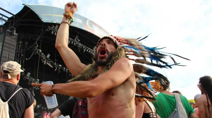Download Festival Paris, retour en adolescence