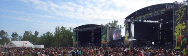 Reggae Sun Ska, Une 16ème édition victime des intempéries !