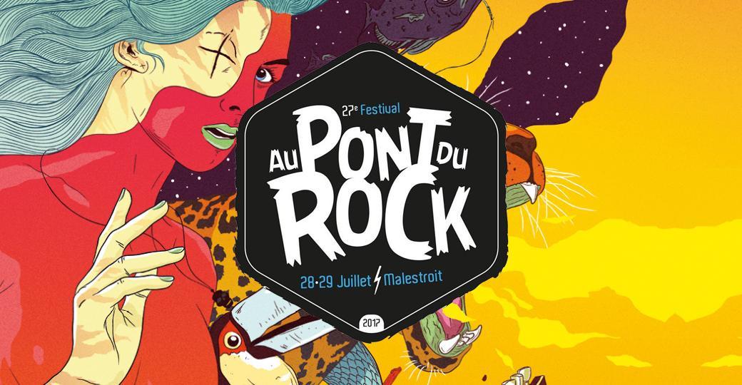 Remportez vos pass pour Au Pont du Rock 2017