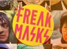 Les FreakMasks, déguisez-vous en ce que vous rêvez d'être