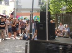 Folk you : Montmartre au rythme des guitares