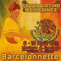 Fêtes Latino Mexicaines