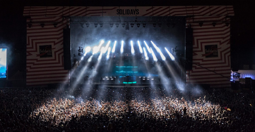 Du nouveau chez Solidays : Diplo, Dirtyphonics, House Of Pain...