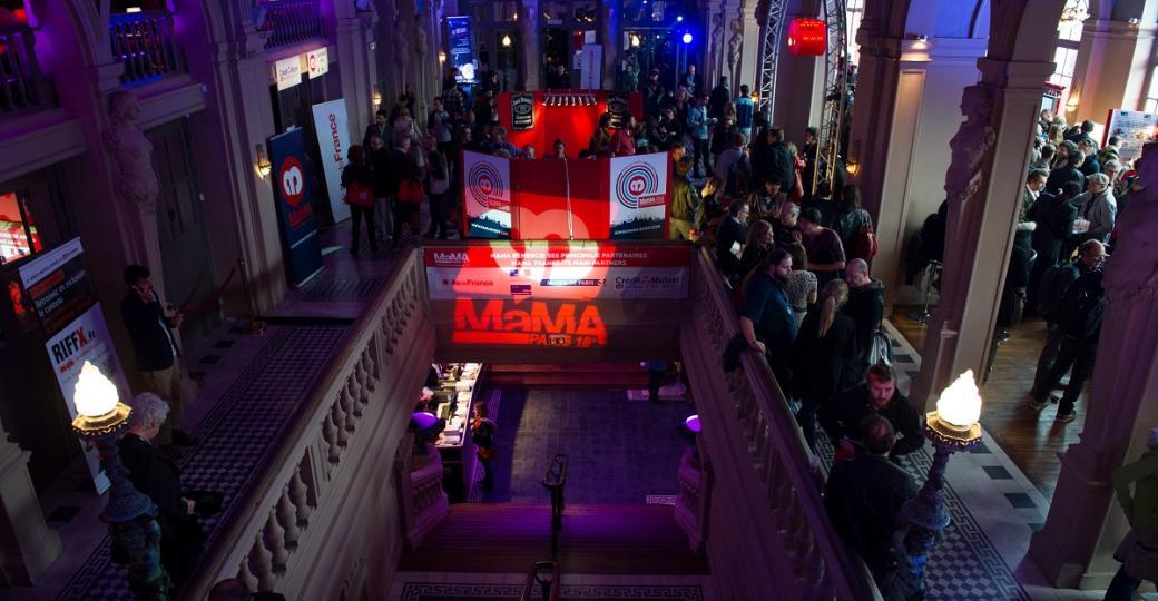 Etienne de Crécy, The Geek x Vrv et KillASon intègrent la prog du MaMa Festival