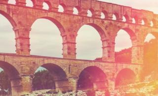 Lives au Pont revient faire vibrer le Pont du Gard