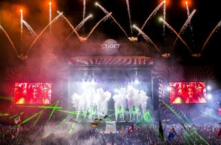 Dimitri Vegas & Like Mike, Major Lazer et Tom Odell: premiers noms du Sziget 2017
