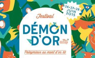 Festival Démon d'Or: 3 jours démoniaques à côté de Lyon