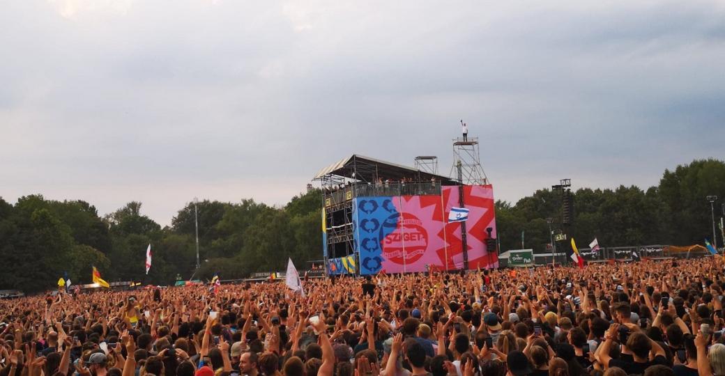 Le Sziget Festival a annoncé ses 80 premiers artistes