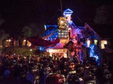 Le Château Perché, un conte de fées en festival