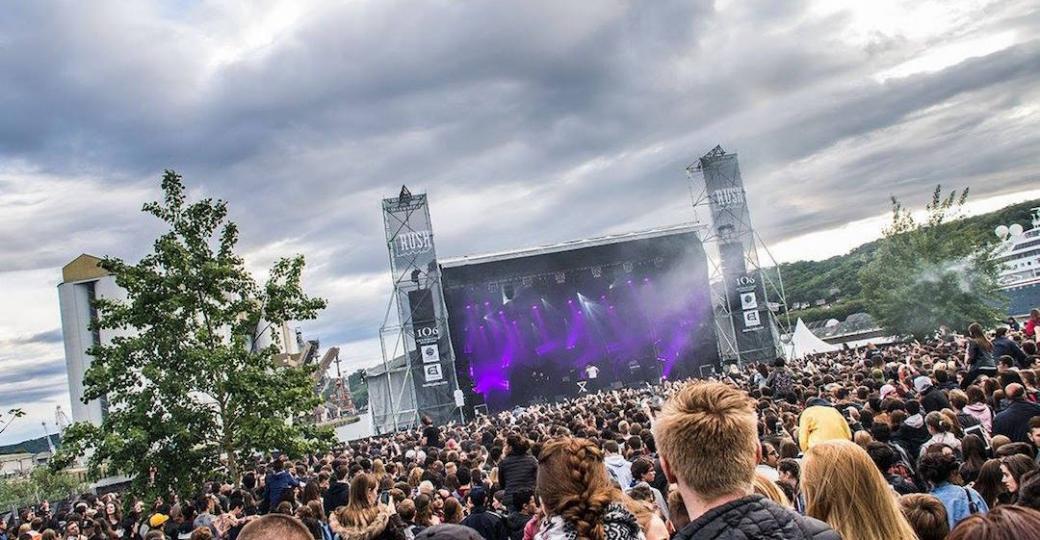 Festival Rush, Musiques Métisses, Festival Yeah!, Tracteurs Blues...