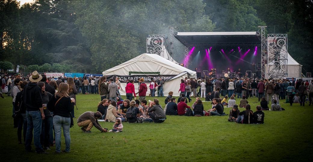 Le programme complet du festival Catalpa avec Asian Dub et Naive New Beaters