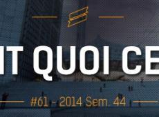 OFQCWE #61: Indisciplinées, Bebop, Dantesk