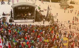 La vidéo de la semaine : Rock the Pistes, festival sous la neige