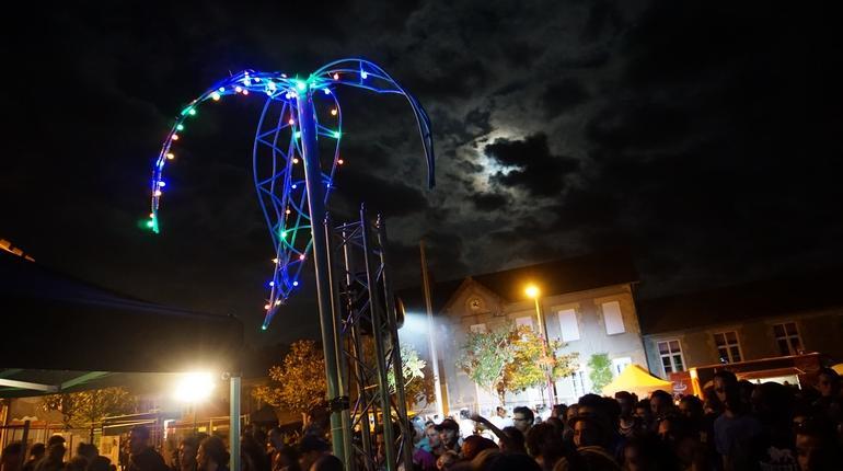 Liquid Dub Festival, Biga*Ranx nous transporte dans son univers