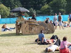 Au Pont du Rock : la sérénité d'un festival accompli