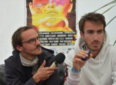 Boulevard des Airs : «On a le challenge de séduire des gens qui sont venus pour voir un autre artiste que nous.»