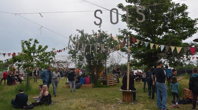 Sur les pointes, un festival à la roots