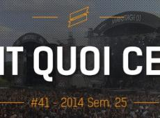 OFQCWE #41: Hellfest, Free Music, Invités de Villeurbanne...
