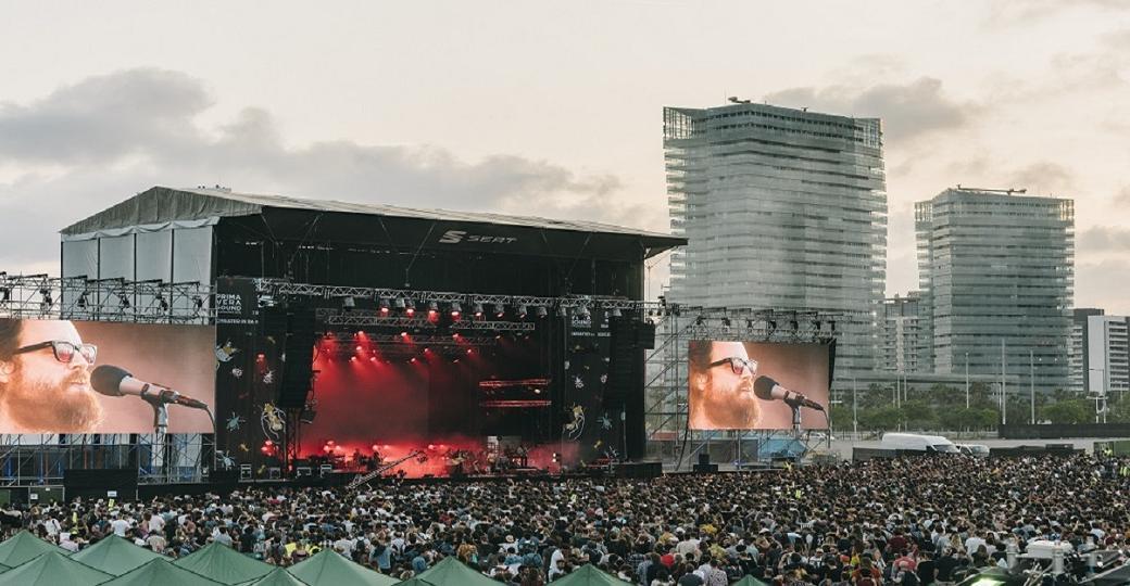 Gorillaz, Massive Attack et Tame Impala au festival Primavera Sound en 2021