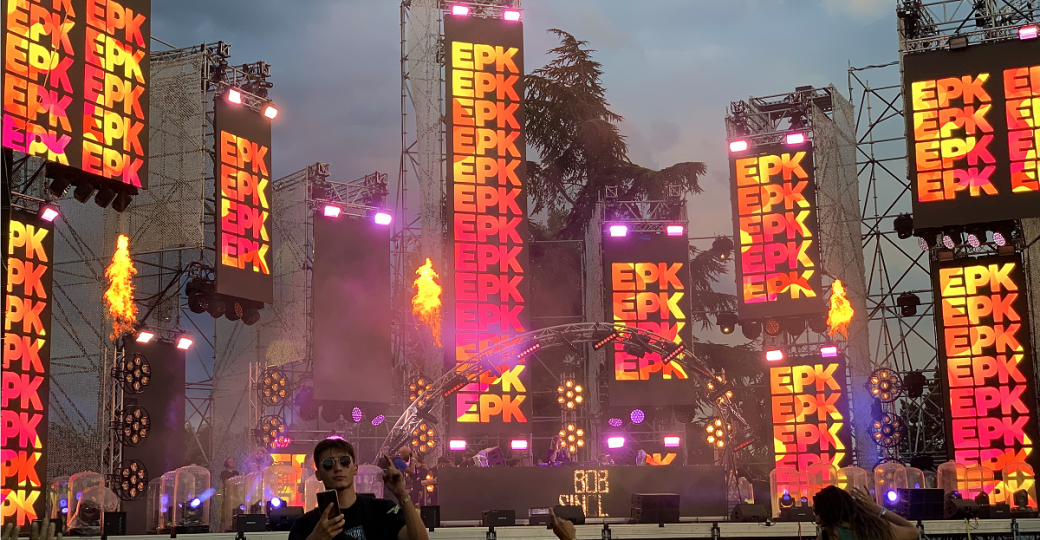 Elektric Park 2021, week-end sur l'île électronique qui fait trembler Paris
