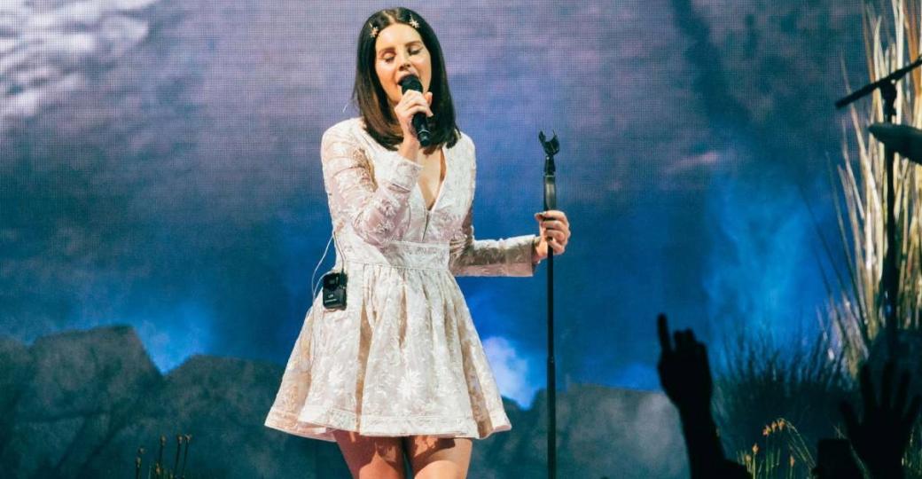 Le premier nom du festival We Love Green : Lana Del Rey