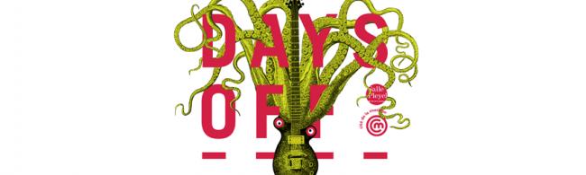 Damon Albarn au festival Days Off