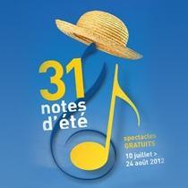31 Notes D'Été