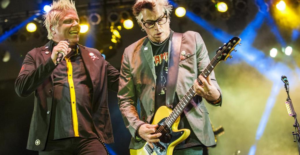 Du punk rock à Beauregard avec The Offspring