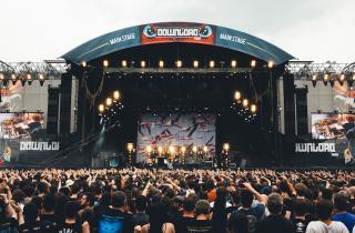 Download Festival, une première rugissante