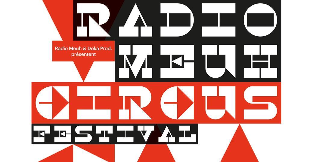 Remportez 2 pass pour le Radio Meuh Circus Festival