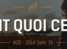 OFQCWE #35: Rock'n'Solex, Marvellous Island, Lezard'os...