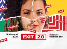 Remportez 3 pass 4 jours l'Exit Festival en Serbie