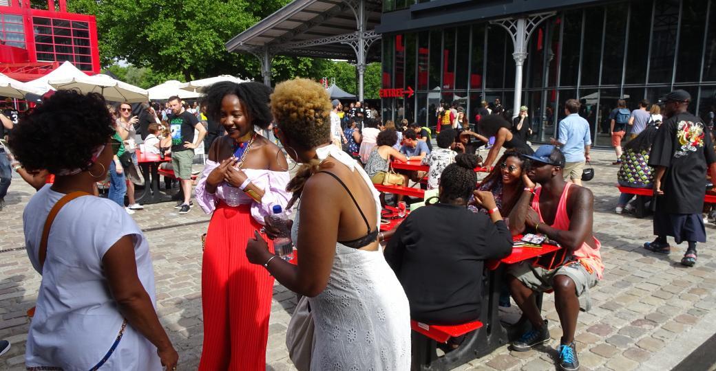 AfroPunk Paris, le rendez-vous branché de la culture afro