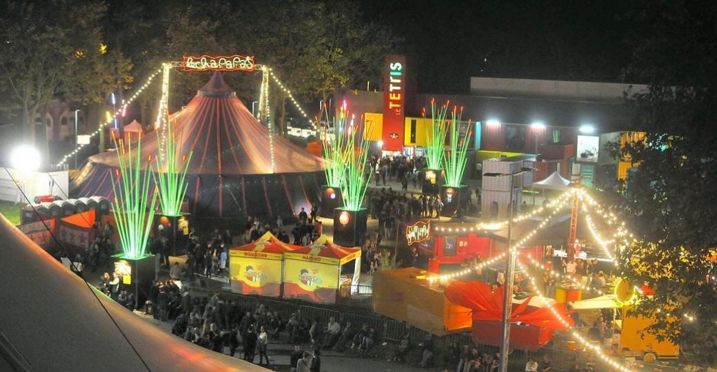 Ouest Park 2021 avec Deluxe, Vladimir Cauchemar et Bon Entendeur