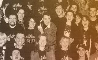 C'était il y a 26 ans, la première des Rockeurs ont du coeur