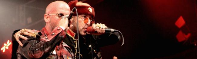 """Soviet Suprem : """"On adore faire les dictateurs sur scène"""""""