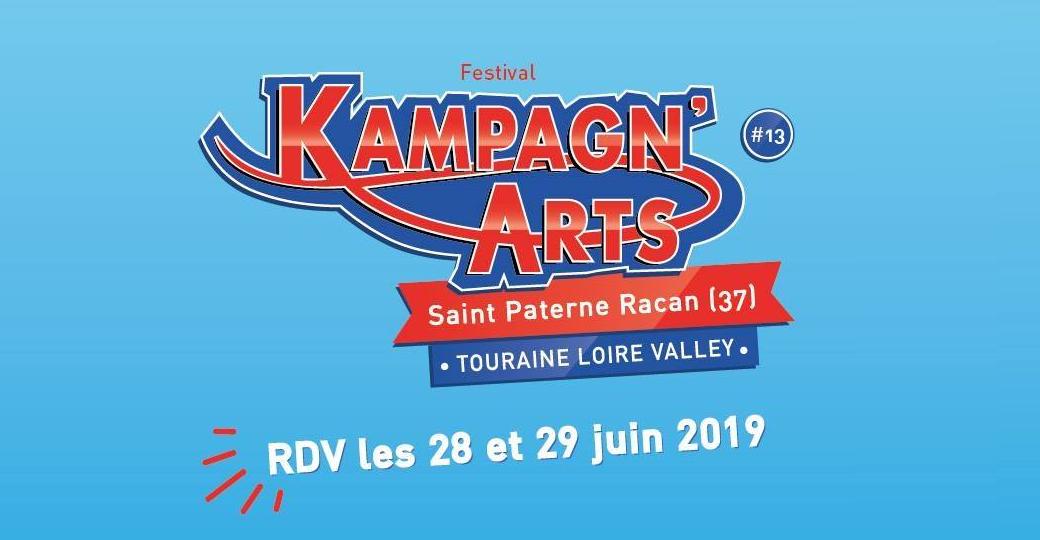 Remportez vos pass pour le festival des Kampagn'Arts 2019