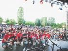 Møme, Vanupié, Féfé : de la ville à la campagne au festival des Kampagn'arts