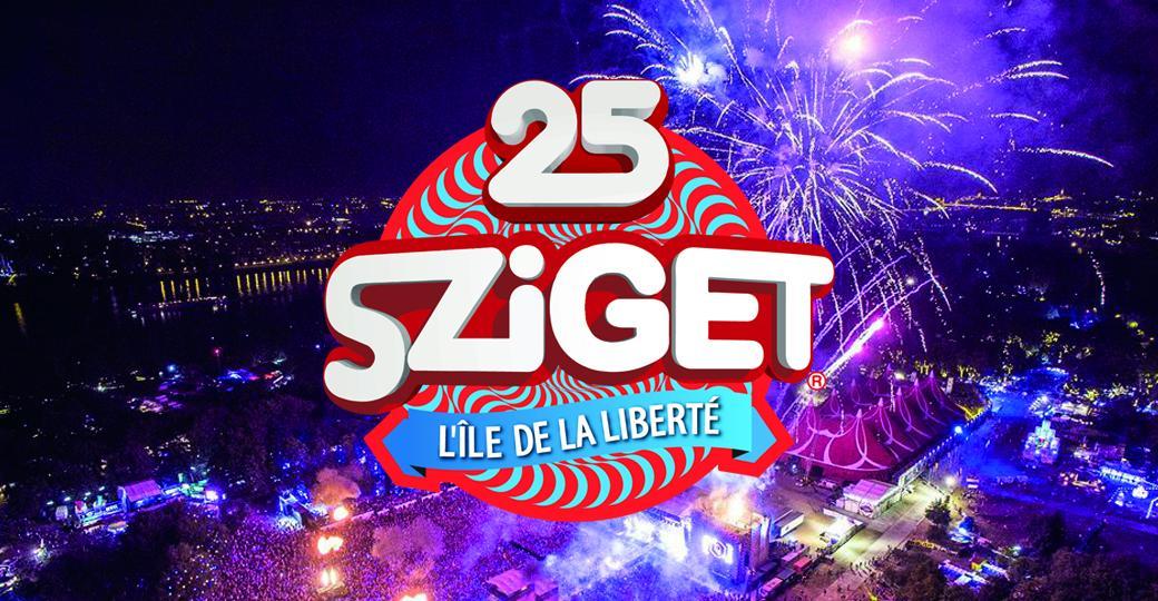 Remportez 2 pass pour le Sziget 2017
