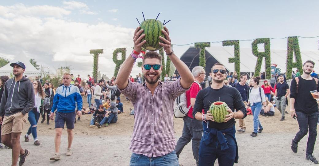 Le Cabaret Vert: un festival qui vit vraiment